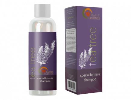 Antibacterial Shampoo