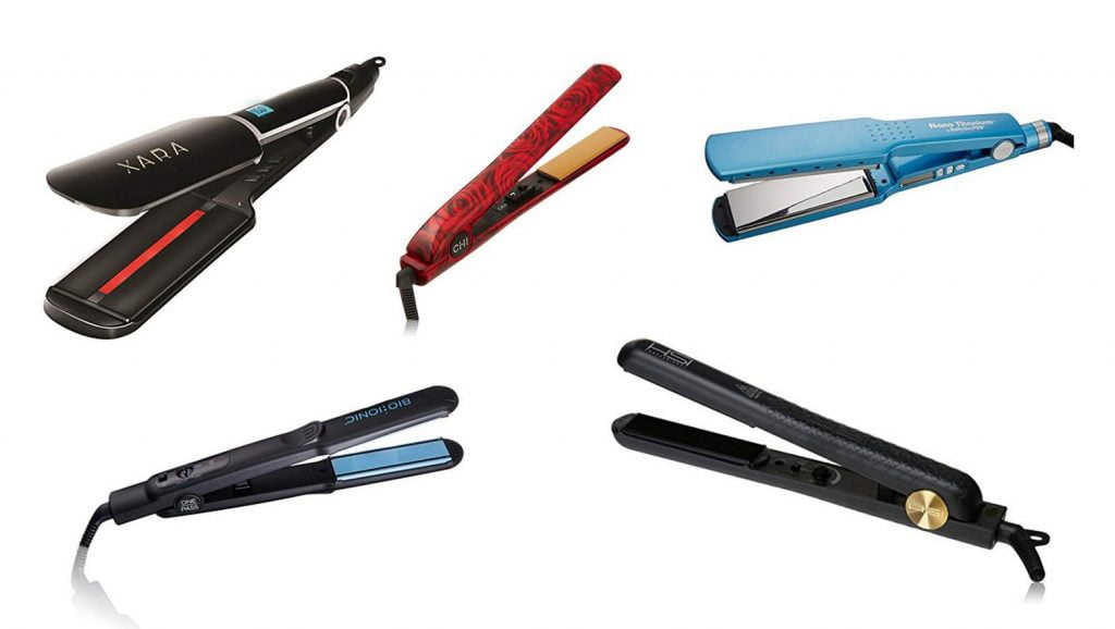 Types of Flat Irons