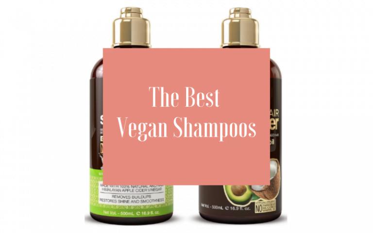 The Best Vegan Shampoos