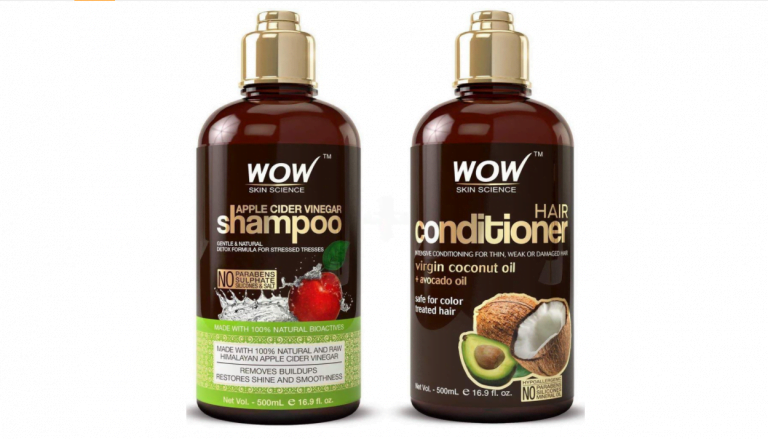 Best Shampoo and Conditioners for Acne-Prone Skin