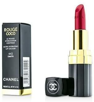 Chanel Rouge Coco Ultra Hydrating Lip Colour- 442 Dimitri