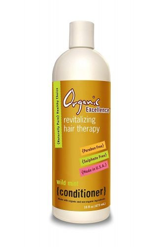 Organic Excellence Conditioner Wild Mint