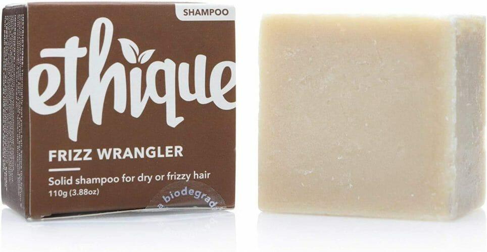 Ethique Eco-Friendly Solid Organic Shampoo Bar
