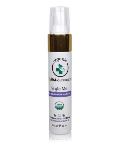 Balanced Guru STYLE Me Silicone-Free Hair Oil