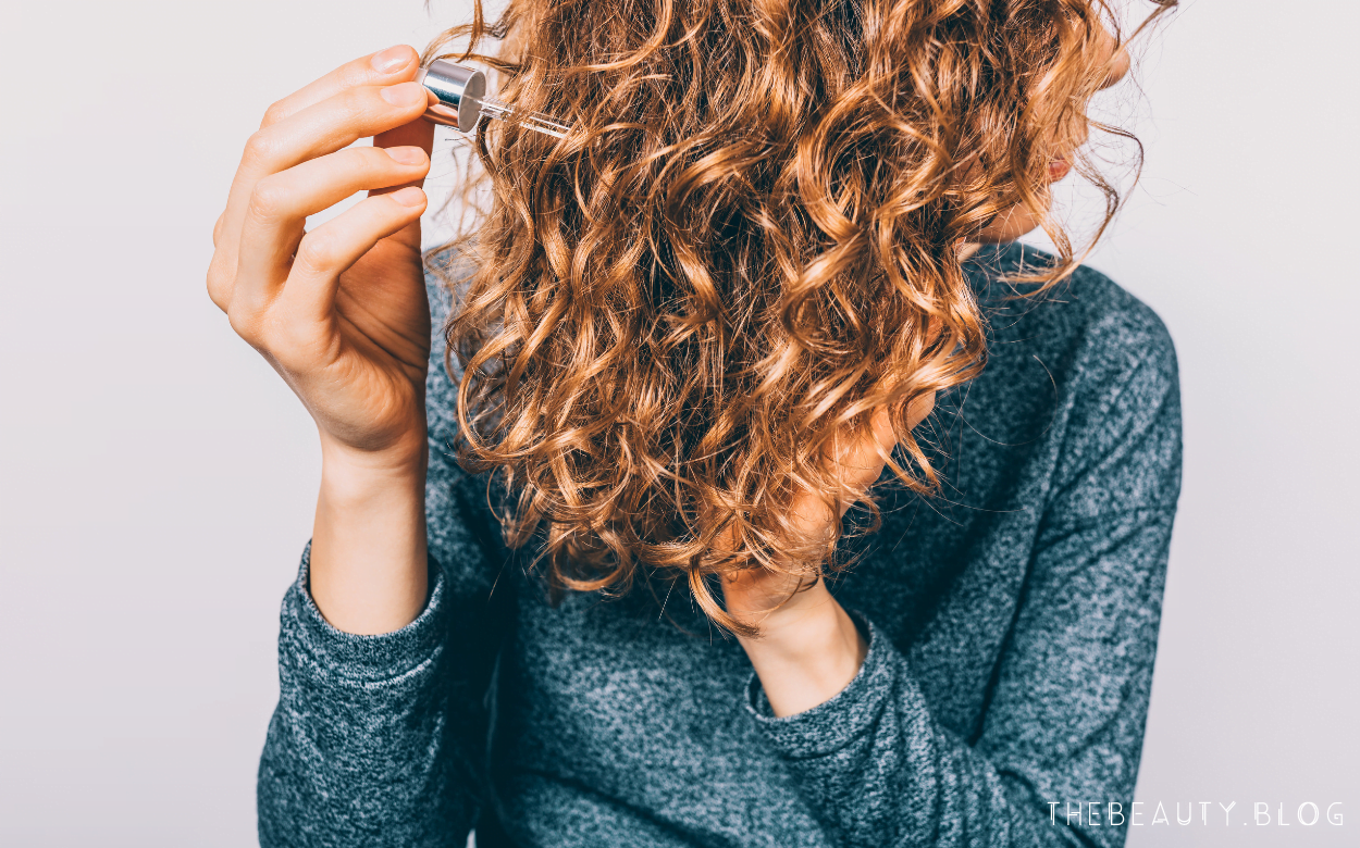 Best Natural and Organic Frizz Control Products