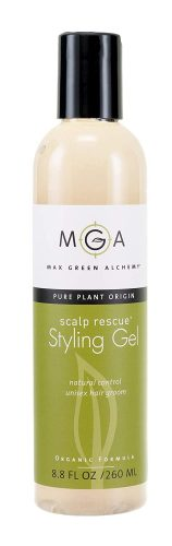 Max Green Alchemy Frizz and Fly Away Control