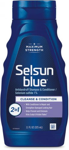 Selsun Blue Medicated Dandruff Shampoo-Conditioner