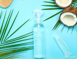 The Best Natural and Organic Sea Salt Sprays for Hair
