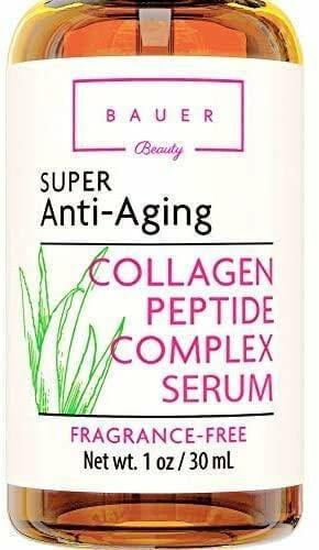 Bauer Super Anti Aging Collagen Peptide Complex Serum