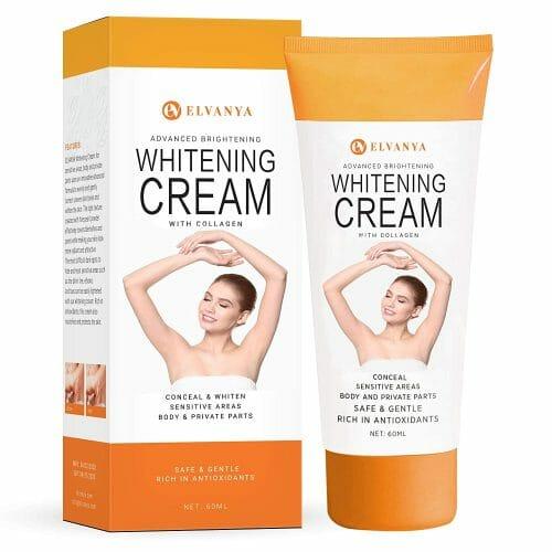 Elvanya Advanced Brightening Cream