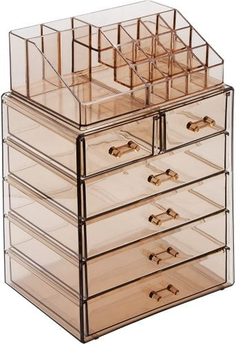 Sorbus Cosmetic Makeup and Jewelry Storage