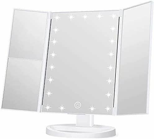 Wondruz Makeup Ring Light Mirror -Vanity Mirror