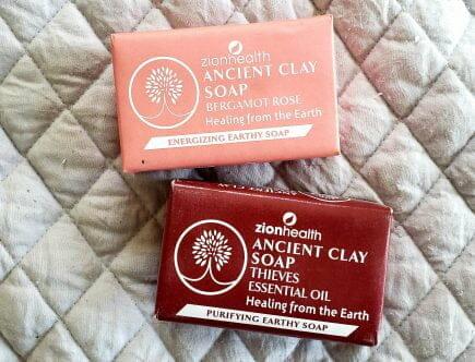 Zion Health Ancient Soap Clay