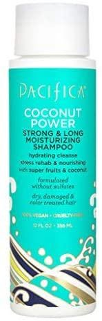 PACIFICA Beauty Power Strong and Long Moisturizing Shampoo