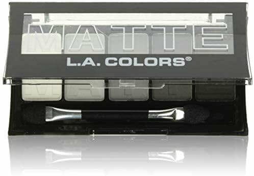 L.A. COLORS 5 Color Matte Eyeshadow