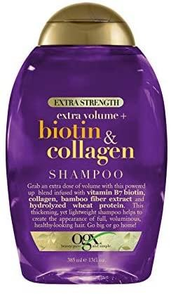 OGX Thick & Full + Biotin & Collagen Extra Strength Volumizing Shampoo