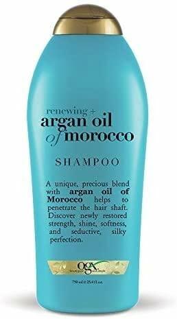OGX Renewing + Argan Oil of Morocco Hydrating Hair Shampoo