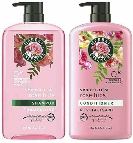 Essences Shampoo and Conditioner