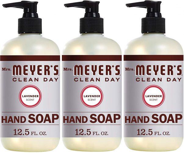 Mrs Meyer's Clean Day Hand Soap