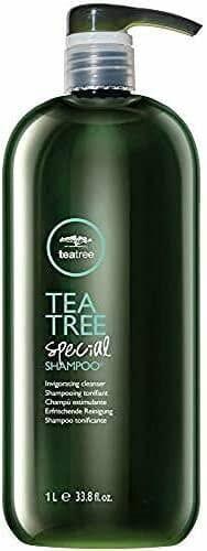 Tea Tree Shampoo, For All Hair Types