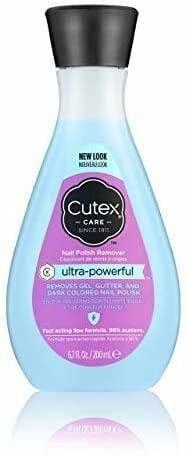 Cutex Ultra-Powerful Nail Polish Remover
