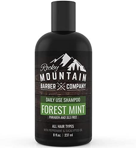Rocky Mountain Barber Men's Shampoo
