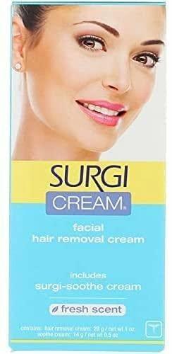 SURGI-CREAM Facial Hair Removal Cream