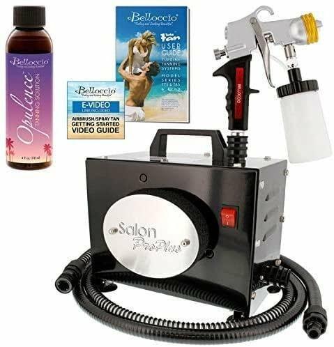 Belloccio Pro Plus T200-11 Spray Tanning System