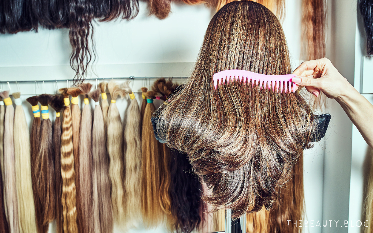 The Best Shampoo for Tape Extensions